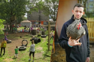 Six Questions from Greencity with Baltic Street Adventure Playground