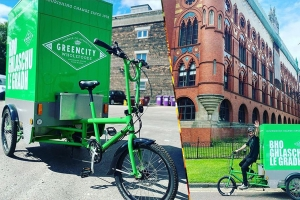 Greening food deliveries in Glasgow