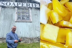 Six Questions from Greencity with Caurnie Soap