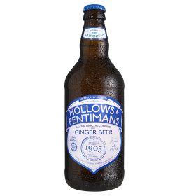 John Hollows Ginger Beer 4% ABV 8x500ml