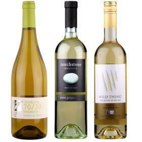 Mixed White Wines - Organic 6x75cl
