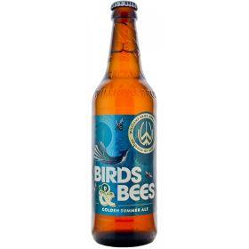 Birds & Bees Ale 4.3% ABV 12x50cl