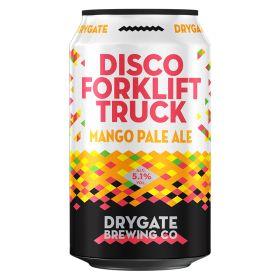 Disco Forklift Truck Mango Pale Ale 5.1% ABV 12x330ml