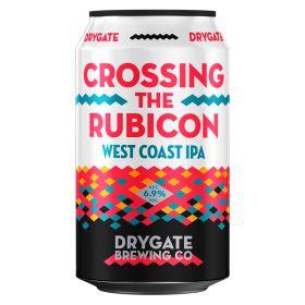 Crossing The Rubicon IPA 6.9% ABV 12x330ml