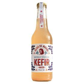 Low Alcohol Pomegranate & Hibiscus Kefir abv 1.2% - Organic