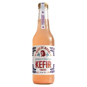 Low Alcohol Passion Fruit & Raspberry Kefir abv 1.2% - Org 6