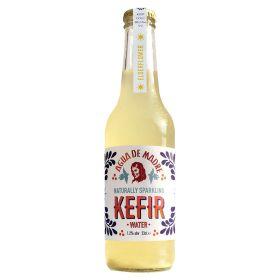 Low Alcohol Elderflower & Apple Kefir abv 1.2% -Organic 6x33