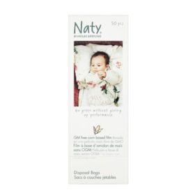Nappy Sacks - 100% Degradable 1x50bags