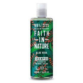 Aloe Vera Shampoo 6x400ml