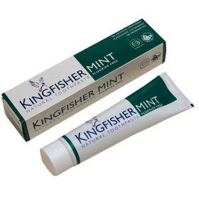 Mint Fluoride Free Toothpaste 12x100ml