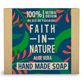 Aloe Vera Soap - Wrapped 6x100g