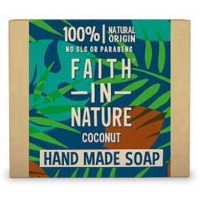 Coconut Soap - Wrapped 6x100g