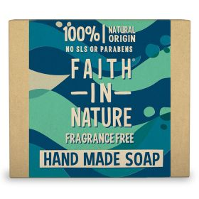Fragrance Free Soap with Seaweed - Wrapped 6x100g