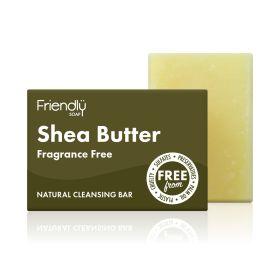 Shea Butter Facial Cleansing Bar 6x95g