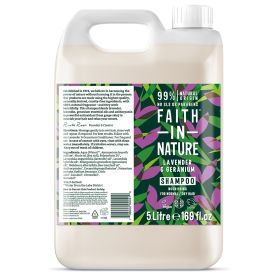 Lavender & Geranium Shampoo 1x5lt