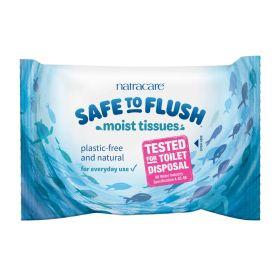 Safe to Flush Moist Tissue 16x30 wipes