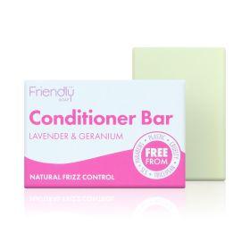 Lavender & Geranium Conditioner Bar 6x95g