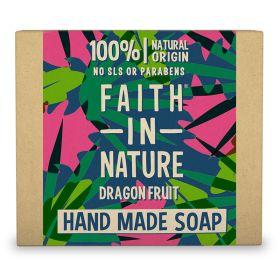 Dragon Fruit Soap - Wrapped 6x100g