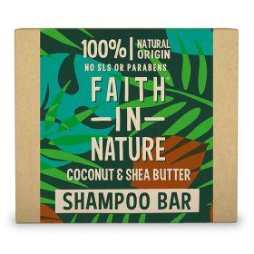 Coconut & Shea Butter Shampoo Bar 6x85g