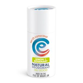 Lemon & Rosemary Natural Deodorant Stick 6x60g