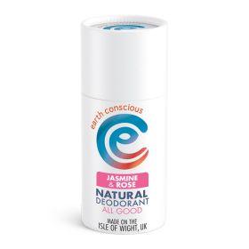 Jasmine & Rose Natural Deodorant Stick 6x60g
