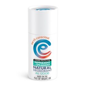 Peppermint & Spearmint Deodorant Stick - Strong Protection 6