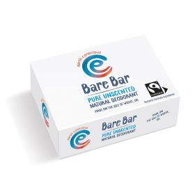 Pure Unscented Bare Bar 6x90g
