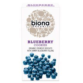 Blueberry Cookies - Organic 12x175g