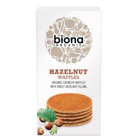 Hazelnut Waffles - Organic 12x175g