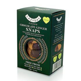 Belgian Dark Chocolate Gingers 8x150g
