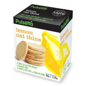 Lemon Oat Thins 8x150g