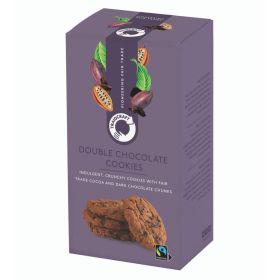 Double Chocolate Chunk Cookies 8x180g