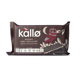 Dark Chocolate Rice Cakes- Organic 16x90g