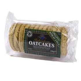 Hebridean Oatcakes - Organic 20x140g