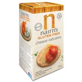Gluten Free Cheese Oatcakes 8x180g