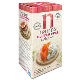 Gluten Free Oatcakes 8x213g