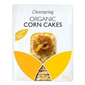 Corn Cakes - Organic 12x130g