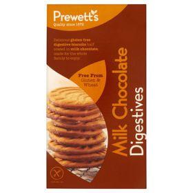 Milk Chocolate Digestives - Gluten Free 7x165g