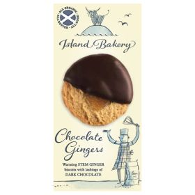 Chocolate Gingers - Organic 12x133g