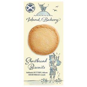 Shortbread Biscuits - Organic 12x125g