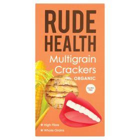 Multigrain Crackers - Organic 5x160g