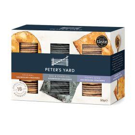 Sourdough Cracker Selection Box 6x265g
