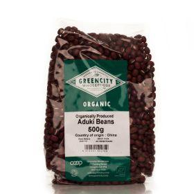 Aduki Beans - Organic 5x500g
