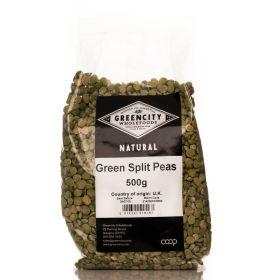 Green Split Peas 5x500g
