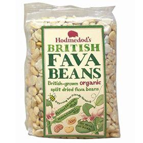 Whole Fava Beans - UK Grown - Organic 6x500g
