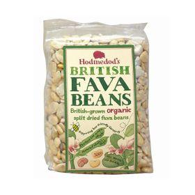 Split Fava Beans UK - Organic 12x500g