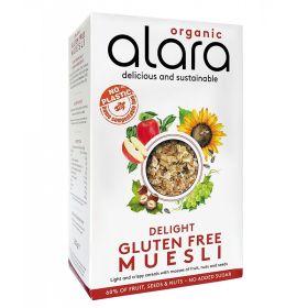 Delight Gluten Free Muesli - Organic 6x250g