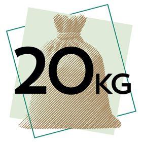 Gluten Free Jumbo Oats - Organic 1x20kg