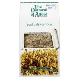 Scottish Porridge Oats - Organic & Gluten Free 6x500g