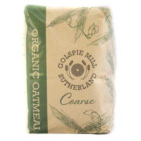 Coarse Oatmeal - Organic 8x1kg